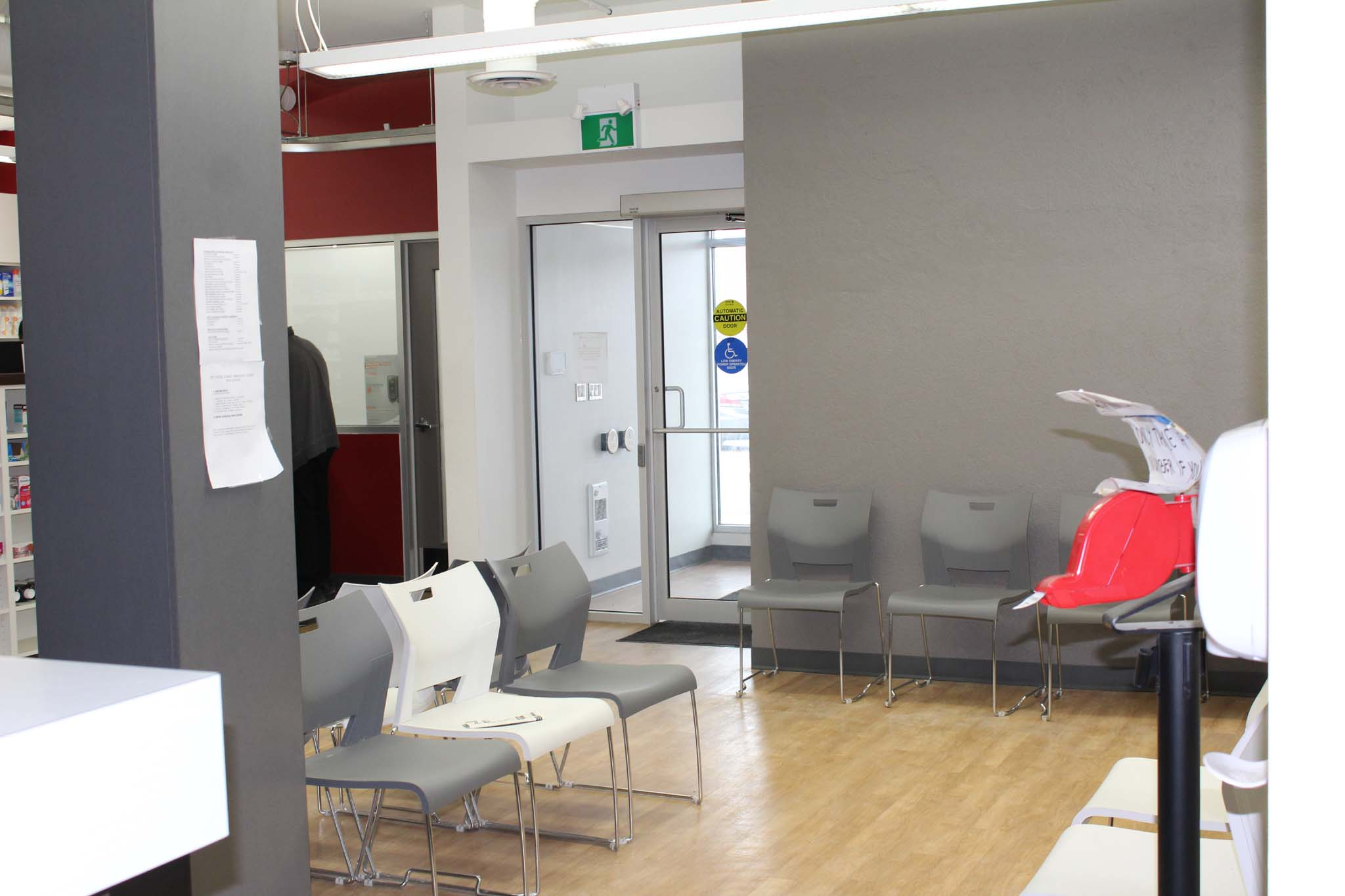 St. Vital Family Medical Clinic - Waiting Room